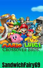 MARIO & LUIGI: CROSSOVER BROS. by SandwichFairy69