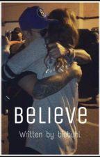 Believe // Bieber by biebuhl