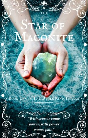 The Star of Maconite (coming soon) by LEStorm