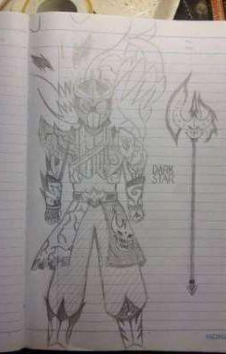 Đọc truyện Kamen Rider Dark Star 3: The Extra Story