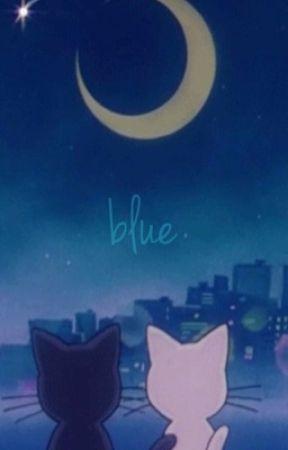 BLUE! | NAMJOON  by PINCHEMYG