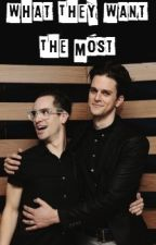 What They Want The Most | Brallon by -SentimentalBoy
