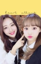 ℋℯ𝒶𝓇𝓉 𝒜𝓉𝓉𝒶𝒸𝓀~ A Chuuves fic by trannie666