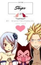 Lector Ships It! (A Sting x Yukino and Rogue x Minerva Fanfiction) by AFairyTailFangirl