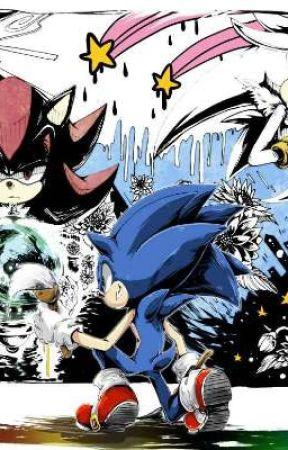 Art Book  by SonicT-Hedgehog