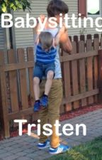 Babysitting Tristen ( A Taylor Caniff fan fic ) by caniffstooturnt