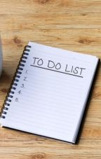 To do List : 100 choses à faire by AnaisHourat
