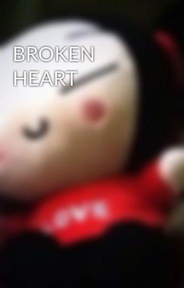 BROKEN HEART by moongazer