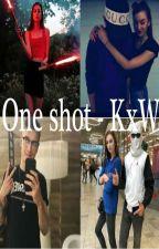 One Shot +16 - KxW (K-Kamerzysta, W-Wariatka) by __KxW__