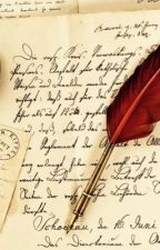 Alexander Hamiltons letters to AND from John Laurens!      by nightzlies