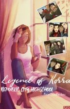 Republic City HighSchool | Legend of Korra  by PointlessNachos2