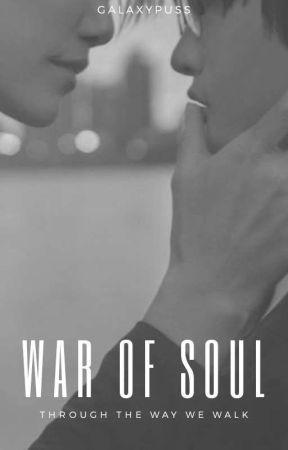 ¬ War Of Soul  by Galaxypuss