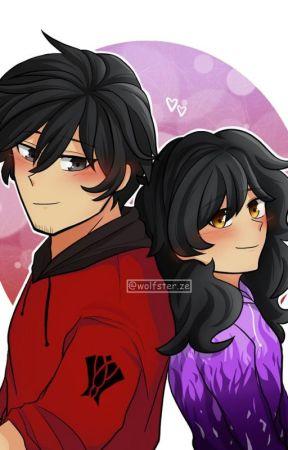 Aarmau, Travlin, Zane~Chan falling in love by FairyGirl123271