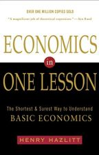 Economics in One Lesson [PDF] by Henry Hazlitt by nysyjery92103