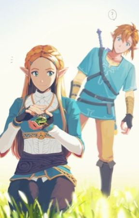 I'm Real ~ Zelink Breath Of The Wild AU by nainie_stories