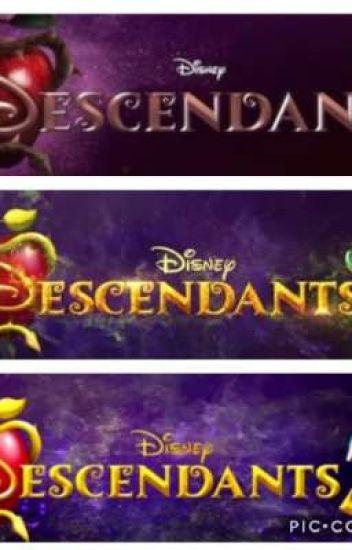 Descendants react to all songs