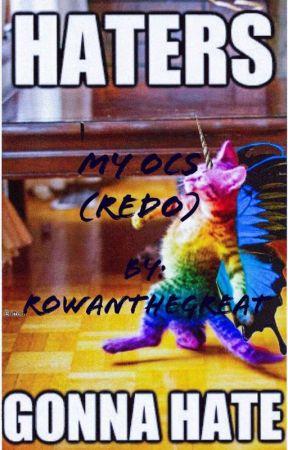 Rowan's Ocs (Oc Book Redo) by RowanTheGreat