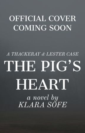 The Pig's Heart | ongoing by klarasofe