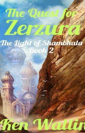 The Quest for Zerzura by KenWallin
