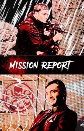 MISSION REPORT. by charmingagents