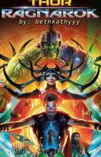 Thor: Ragnorak (Charlotte Stark) by bethkathyyy