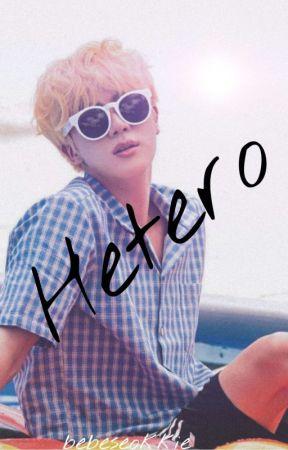 Hetero- Jinkook by bebeseokkie