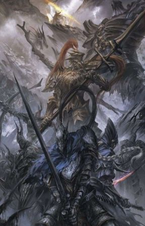 He Who Walks The Abyss (Artorias Male Reader X Goblin Slayer) by TheWyvernRider