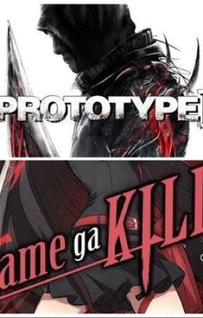 Prototype Ga Kill by Kayto2538