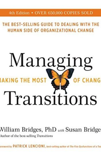 Managing Transitions, 25th anniversary edition [PDF] by