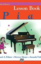 Alfred's Basic Piano Library Lesson Book, Bk 1A [PDF] by Willard A  Palmer by mubucyla60062