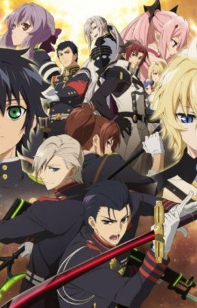 seraph of the end one-shots (reader insert) by Xangel_foxX