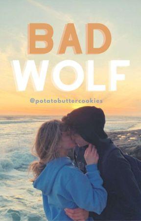 Bad Wolf by potatobuttercookies