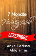 7 Monate Herbstgefühle [Leseprobe] by magicshopauthor