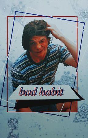 Bad Habit ━ Peter Parker by cIeopatras