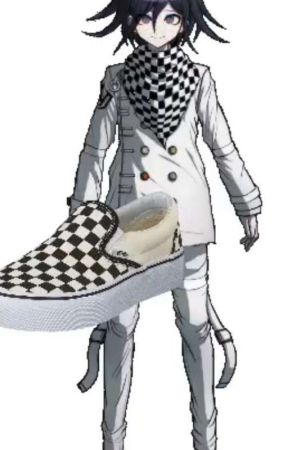 love at first sight~ a kokichi x shoe fanfic  by local_trashxan