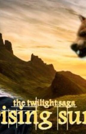The Twilight Saga 6: The Rising Sun by gigebea
