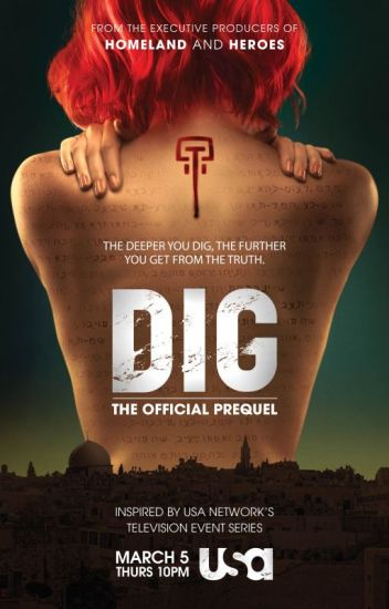 DIG: The Official Prequel