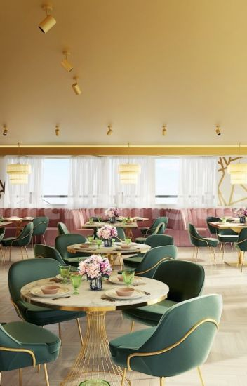 Modern Restaurant 3d Interior Designers By Architectural Studio France Ruturaj Desai Wattpad