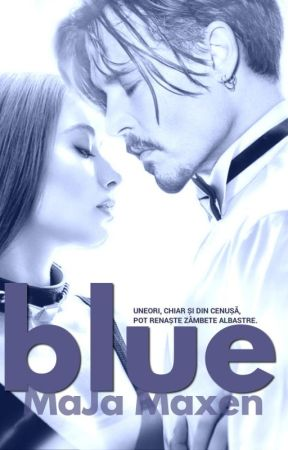 Blue by MajaMaxen