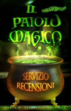 Il Paiolo Magico by Theblackfoxwitcher