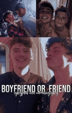 Boyfriend or Friend | RoadTrip by RykeyJesus