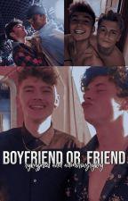 Boyfriend or Friend | RoadTrip by RykeyJesus