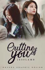 Outline of You   Jensoo by JessLamb