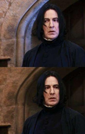 Severus Snape x Reader  by theadavis15