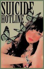 suicide hotline    .    ᶠⁱⁿⁿ ʷᵒˡᶠʰᵃʳᵈ by spookyseavey