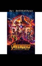 Infinity War (Charlotte Stark) by bethkathyyy