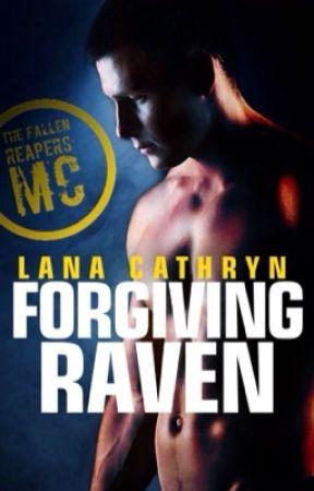 Forgiving Raven (18+) by LanaCathryn
