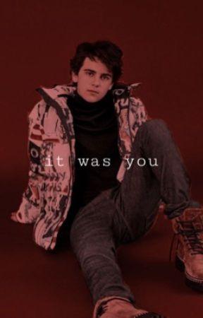 it was you- reddie by imreddie4byler