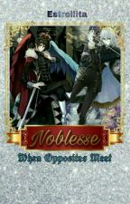 Noblesse (Recreated) When opposites meet by glitter_xxxlicious