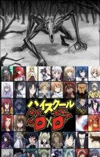 I am a monster (highschool dxd x male wendigo) by tannicbow430026